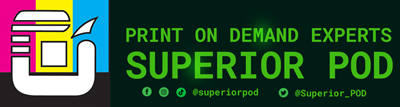 Superior Print On Demand Online Store