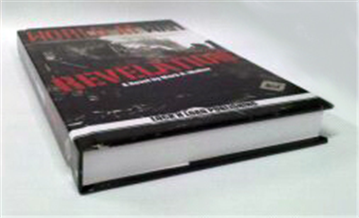 "8"" x 10"" Hard Cover Case Bound Book"