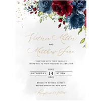 "4""x6"" Invitations Choose Your Design"