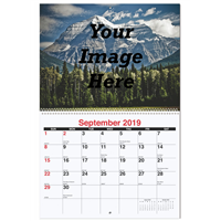 Custom Photo Wall Calendar